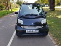 2005 Smart fortwo 0.7 City Pulse Cabriolet 2dr+HPI Clear+ULEZ Free+£20 Road Tax+Cheap Insurance