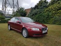 2008 VOLVO S80 SE 2.4CC DIESEL,AUTOMATIC,2 KEYS,2 FORMER KEEPERS,07522564844