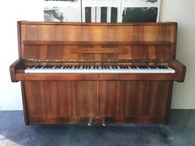 ***CAN DELIVER*** small MODERN UPRIGHT PIANO IN ROSEWOOD ***CAN DELIVER***