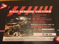 TeamSport Go Karting Voucher