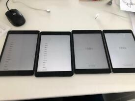 iPad Mini 2 16gb - 4 available