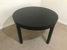 Extendable table IKEA purchased in Dec 17