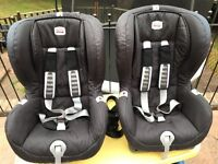 This is a used Duo plus brirax car seat.
