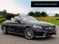 Mercedes-Benz C Class C 200 AMG LINE 2017-09-29