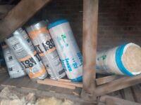 Knauf Loft Insulation Rolls - Combi Cut 200mm
