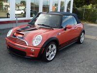 2005 Mini Cooper décapotable S