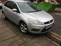 2008 08reg Ford Focus 1.6 Diesel Silver Face Lift 5 Door Cheapest Around