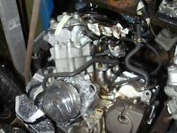 Kawasaki ZX6R Engine 636 B1H 2004 £300 Tel 07870 516938