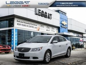 2013 Buick LaCrosse Buick Luxury and a whole lot more...