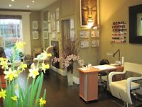 salon room to rent to a nail technician/beauty therapist
