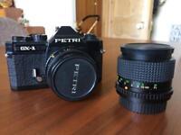 Petri GX1 35mm Camera