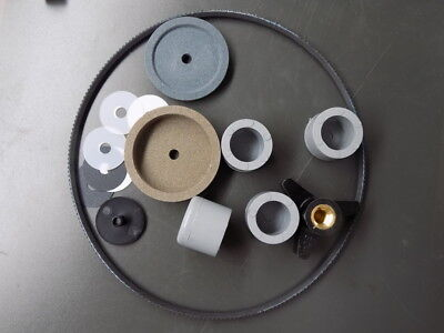 Berkel 808-818 Repair Kit Sharpening Stones Table Knob Belt Spacers Plug