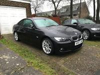 BMW 3.0 335i 3 series e92 M sport 2007 - fully serviced, brand new tyres, MOT til 2018