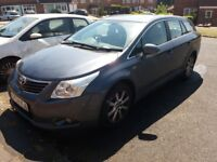 Toyota AVENSIS 2009 Estate (Diesel, Auto) (125853 mileage) 3800 pound