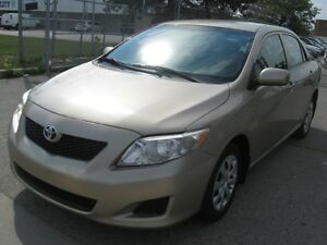 2010 Toyota Corolla CE,AUTO,p/windows,safety e/test included