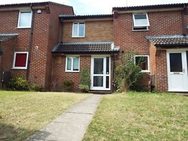 Two bedroom mid terraced house to rent