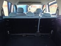 REAR SEATS FOR A CITROEN BERLINGO MULTISPACE OR PEUGEOT PARTNER TEPEE. IMMACULATE CONDITION.