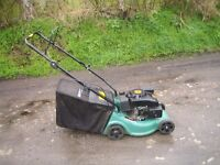 challenge petrol lawnmower for sale £50
