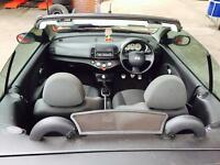 Nissan micra 1.6 convertible 2006 full history and mot