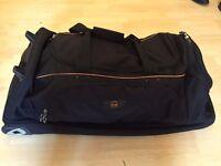 Timberland wheeled travel bag