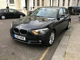 Beautiful Bmw 120d auto with low mileage up for sell