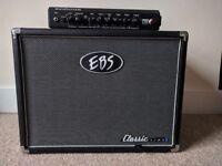 EBS Reidmar 350 Bass Amp Head and EBS Classic Line 1x12 Cabinet