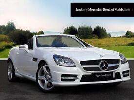 Mercedes-Benz SLK SLK250 CDI BLUEEFFICIENCY AMG SPORT (white) 2014-09-22
