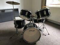 Junior Stagg Drumkit (Drum Kit) - Excellent Condition