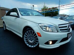 2008 Mercedes-Benz C-Class C230 | 6 SPEED MT | LEATHER.ROOF | NO