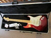 Fender Stratocaster USA Standard As New. 2012