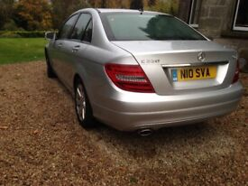 C220 bluetec .Full new engine fitted under warranty at 95000 miles