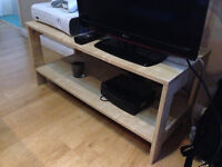 Laiva small tv stand/side table