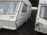 abbey vogue gts 215 2 berth