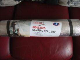 Camping Roll Mat - New