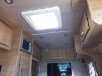 Motorhome wanted swap for my campervan running or not