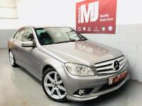 2010 C200 CDI SPORT AMG AUTO ** ONLY 71k **