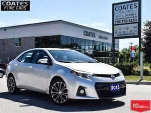 2015 Toyota Corolla S~4 New Tires~ New Pads & Rotors Frt & Rear~