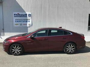 2016 CHEVROLET MALIBU LT 1.5L TURBO LT 1.5L Turbo