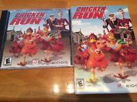 Chicken Run CD ROM