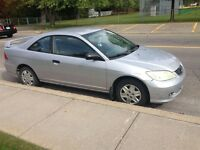 2004 Honda Civic -