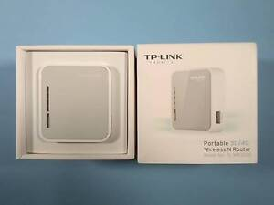 TP-Link Portable 3G/4G Wireless N Router Punchbowl Launceston Area Preview