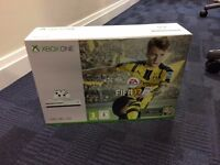 Brand new Xbox one S 500GB 4k + FIFA 17 unopened