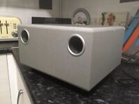 A.S acoustic solutions active powered sub woofer