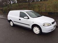 Vauxhall Astra van 1.7 cdti 2006 low mileage!!