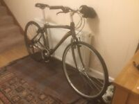 RALEIGH HYBRED BIKE FOR SALE.