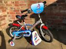 Apollo 'Rocketman' kids bike 14 inch wheels
