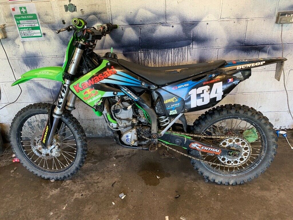 Kxf 250 for sale or swaps for a bigger bike | in Middlesbrough, North  Yorkshire | Gumtree