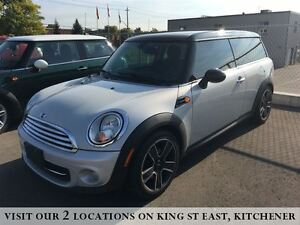 2011 MINI Cooper Clubman LEATHER | DUAL ROOF | BLUETOOTH