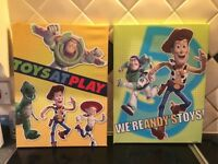 Toy story canvas prints