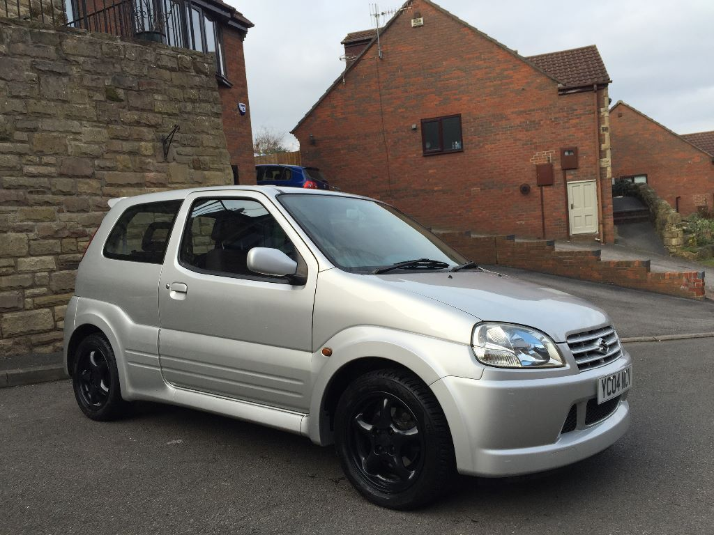 2004 suzuki ignis sport 1 5 vvt in dronfield derbyshire gumtree. Black Bedroom Furniture Sets. Home Design Ideas
